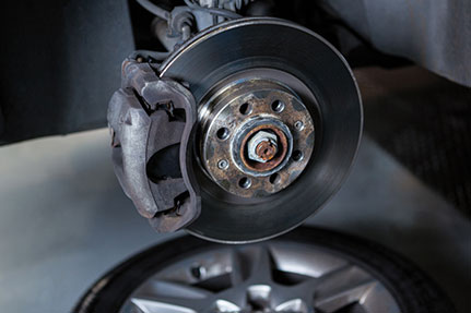 Brake replace and repair
